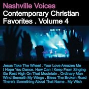 Contemporary Christian Favorites, Vol. 4 Songs