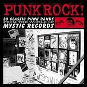 Punk Rock! 20 Classic Punk Bands From Mystic Land With Bonus Tracks Songs