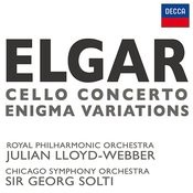 Elgar: Cello Concerto / Enigma Variations Songs