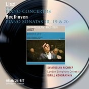 Liszt: The Piano Concertos / Beethoven: Piano Sonatas Nos.10,19, & 20 Songs