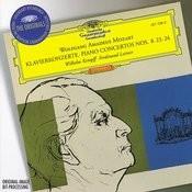 Mozart: Piano Concertos Nos.8, 23 & 24 Songs