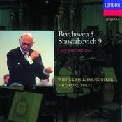 Shostakovich: Symphony No.9/Beethoven: Symphony No.5 Songs