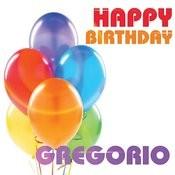Happy Birthday Gregorio Songs