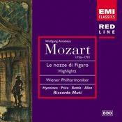 Mozart - Le nozze di Figaro (highlights) Songs
