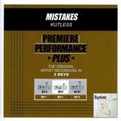 Premiere Performance Plus: Mistakes Songs