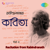 Recitation From Rabindranath Vol 2 Songs