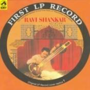 First Lp Record Of Pandit Ravi Shankar Songs