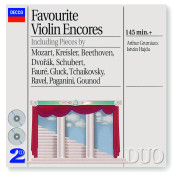 Favourite Violin Encores Songs