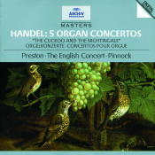 Handel: Organ Concerto No.9 In B Flat, Op.7 No.3  HWV 308 - 4. Menuet Song