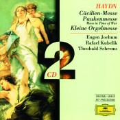 Haydn: Cecilia-Mass; Mass in time of war; Little Organ Mass Songs