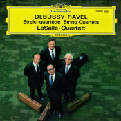 Debussy String Quartet In G Minor Op 10 Ravel String Quartet In F Major Songs