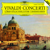 Vivaldi: Concerto for Lute, 2 Violins and Continuo in D, RV.93 - 1. (Allegro giusto) Song