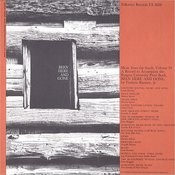 Folkways Records Presents: Music from the South, Vol.10 - Been Here & Gone Songs
