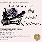 Tchaikovsky: The Maid Of Orleans Songs