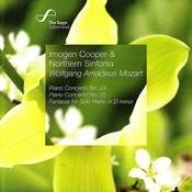 Mozart: Piano Concerto No.24/Piano Concerto No.25/Fantasia For Solo Piano in D Minor Songs