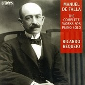 Manuel De Falla: The Complete Works For Solo Piano Songs