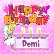 Happy Birthday Demi Songs