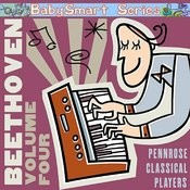 Baby Smart Series Beethoven Volume Four Songs