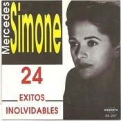Mercedes Simone - 24 Exitos Inolvidables - Songs