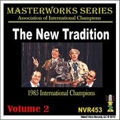 The New Tradition - Masterworks Series Volume 2 Songs