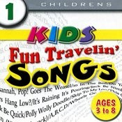 Kids Fun Travellin' Songs Volume 2 Songs