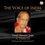 The Voice Of India, Vol. 1 Songs