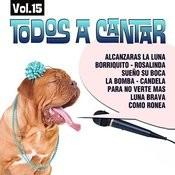 Todos A Cantar Vol. 15 Songs