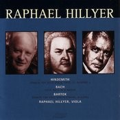 Raphael Hillyer Plays Hindemith Songs