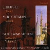 Beethoven / Haydn / Mozart / Back: Israeli Wind Virtuosi And Friends - Volume 2 Songs