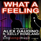 What A Feeling (In The Style Of Alex Gaudino Ft. Kelly Rowland) Songs