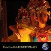 Music From Bali : Degung Purbasaka Songs