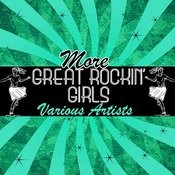 More Great Rockin' Girls Songs