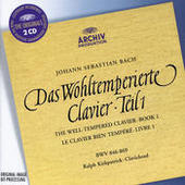 J.S. Bach: The Well-tempered Clavier, Book I (2 CDs) Songs