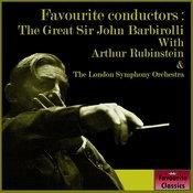 Favourite Conductors: The Great Sir John Barbirolli Songs