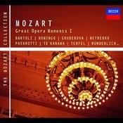 Mozart: Great Opera Moments l Songs