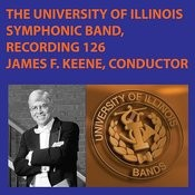 University Of Illinois Symphonic Band Recording #126 Songs
