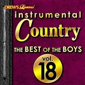 Instrumental Country: The Best Of The Boys, Vol. 18 Songs