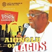 Akinolu Of Lagos Songs