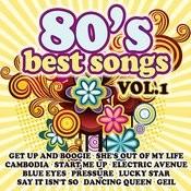 80's Best Songs Vol. 1 Songs