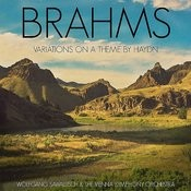 Brahms: Variations On A Theme By Haydn Songs