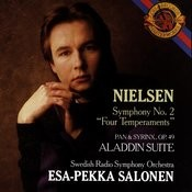 Nielsen:  Symphony No. 2, Pan And Syrinx, Aladdin Suite Songs