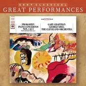 Prokofiev: Piano Concertos Nos. 1 & 3; Piano Sonatas Nos. 2 & 3 [Great Performances] Songs