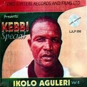 Kebby Special, Vol. 6 Songs