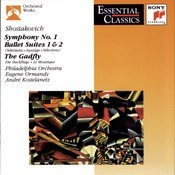 The Gadfly Suite, Op. 97a: Barrel-Organ Waltz Song