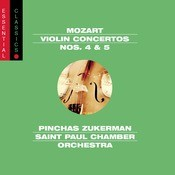 Concerto No. 4 In D Major For Violin And Orchestra, K. 218: III. Rondeau.  Andante Grazioso  Song