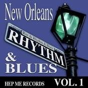New Orleans Rhythm & Blues - Hep Me Records Vol. 1 Songs
