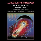 Live In Houston 1981: The Escape Tour Songs