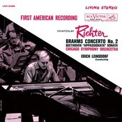 Brahms: Piano Concerto No. 2 In B-Flat Major, Op. 83 & Beethoven: Piano Sonata No. 23 In F Minor, Op. 57