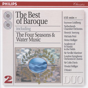 The Best of Baroque (2 CDs) Songs