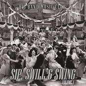 Big Band Music Club: Sip, Swirl And Swing, Vol. 1 Songs
